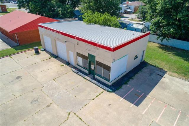 330 W Washington Street, Purcell, OK 73080 (MLS #876159) :: Homestead & Co