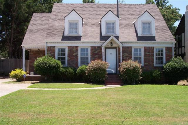220 NW 36th Street, Oklahoma City, OK 73118 (MLS #876181) :: Homestead & Co