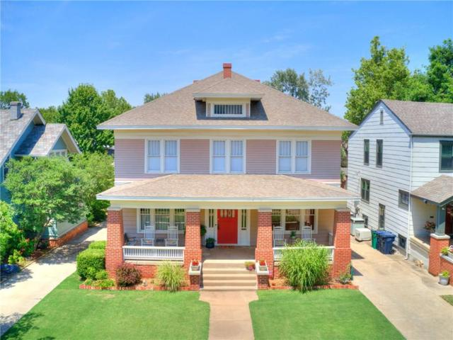 509 NW 17th Street, Oklahoma City, OK 73103 (MLS #876374) :: Homestead & Co