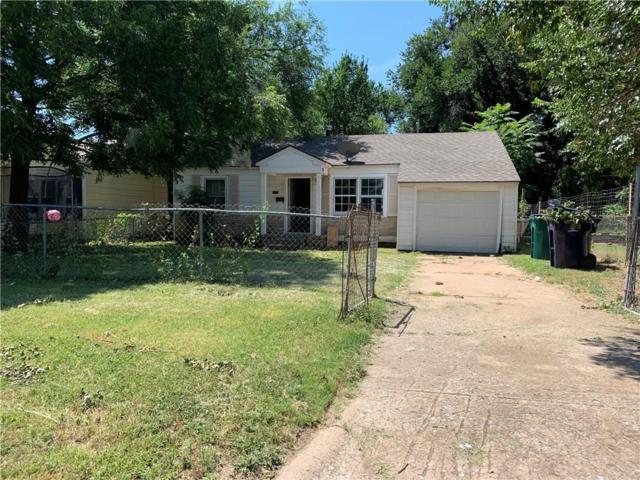 2608 SW 27th Street, Oklahoma City, OK 73108 (MLS #876465) :: Homestead & Co
