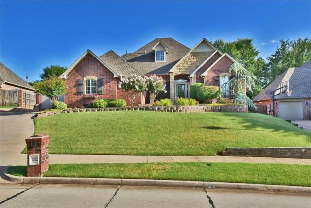 1212 Boomer Trail, Edmond, OK 73034 (MLS #876584) :: Homestead & Co