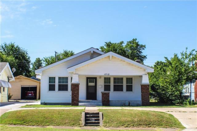 1712 NW 31st Street, Oklahoma City, OK 73118 (MLS #876659) :: Homestead & Co