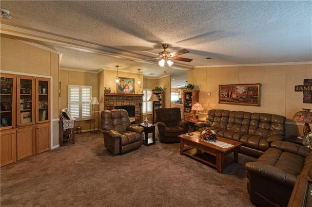 309 S 5th Street, Hammon, OK 73650 (MLS #877127) :: Homestead & Co