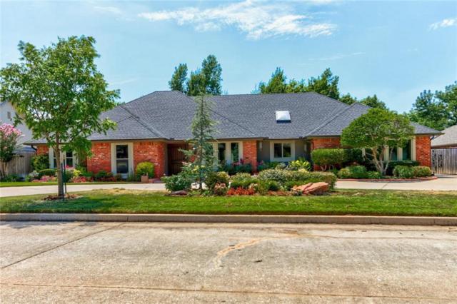 808 Glenridge Drive, Edmond, OK 73013 (MLS #877175) :: Homestead & Co
