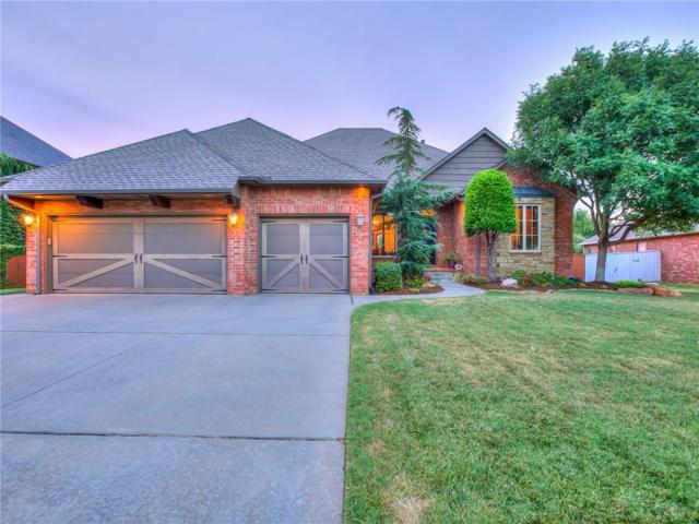 7625 NW 133rd Place, Oklahoma City, OK 73142 (MLS #877281) :: Homestead & Co