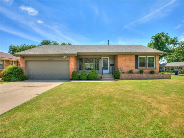 9800 Chesterton Place, Oklahoma City, OK 73120 (MLS #877314) :: Homestead & Co