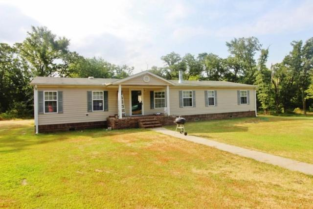 36532 Ew 1260 Road, Wewoka, OK 74884 (MLS #877323) :: Homestead & Co