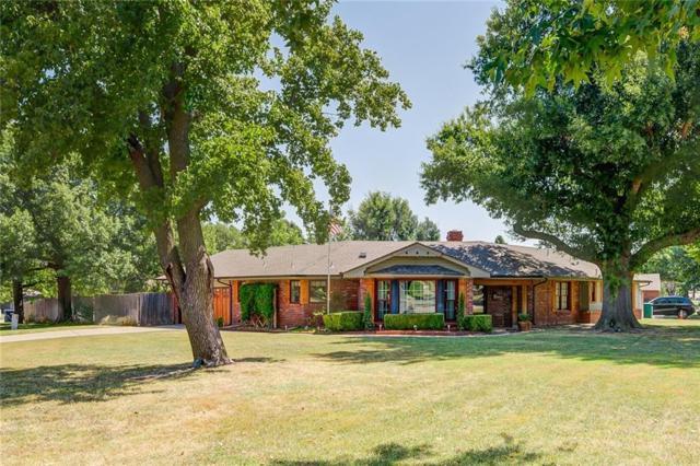 1417 Brighton Avenue, Oklahoma City, OK 73120 (MLS #877497) :: Homestead & Co