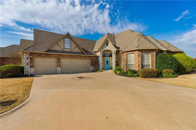 220 Shortgrass Road, Edmond, OK 73003 (MLS #877505) :: Homestead & Co