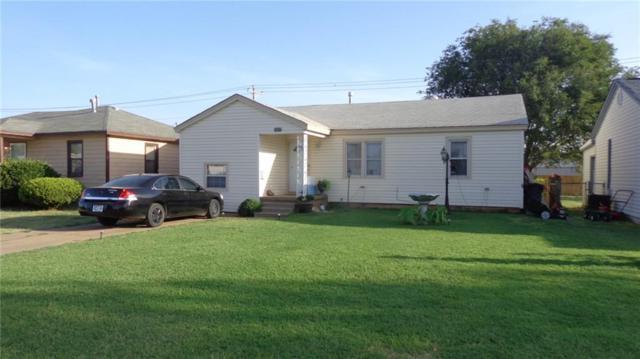 1017 E Sycamore Avenue, Altus, OK 73521 (MLS #877715) :: Homestead & Co
