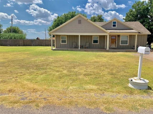 621 N Oklahoma Corner, Duke, OK 73532 (MLS #877787) :: Homestead & Co