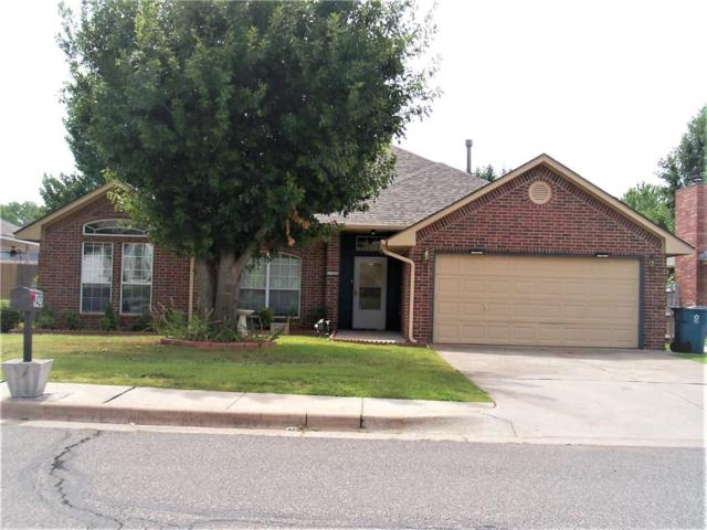 1420 Concord Lane, Edmond, OK 73003 (MLS #877944) :: Homestead & Co