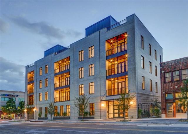 701 N Hudson Avenue #404, Oklahoma City, OK 73102 (MLS #878046) :: Erhardt Group at Keller Williams Mulinix OKC