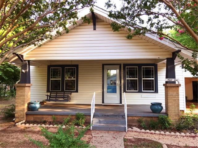 910 E Symmes Street, Norman, OK 73071 (MLS #878098) :: Homestead & Co