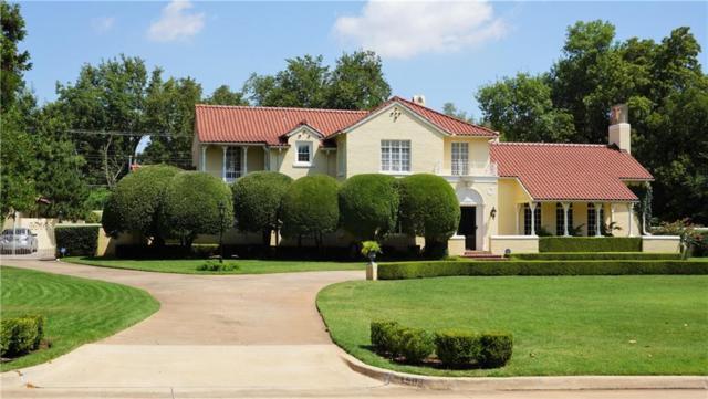 1503 W Wilshire Boulevard, Nichols Hills, OK 73116 (MLS #878183) :: Homestead & Co