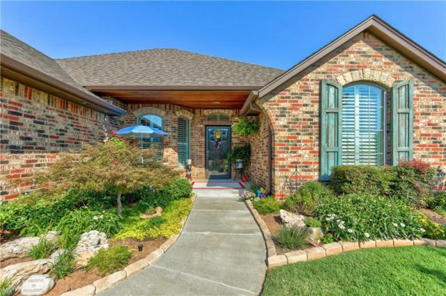 15217 Daybright Drive, Edmond, OK 73013 (MLS #878289) :: Homestead & Co