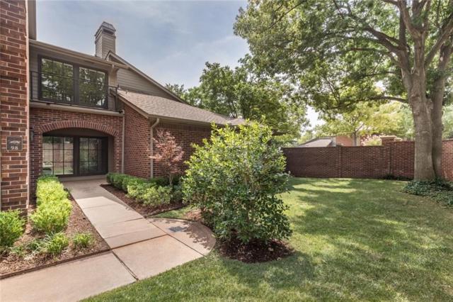 6208 Waterford Boulevard #98, Oklahoma City, OK 73118 (MLS #878363) :: Erhardt Group at Keller Williams Mulinix OKC