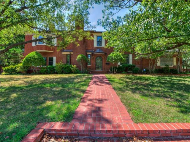1310 Camden Way, Nichols Hills, OK 73116 (MLS #878551) :: Homestead & Co