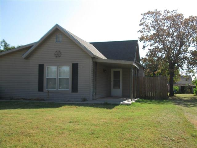 507 N 10 Street, Thomas, OK 73669 (MLS #878615) :: Homestead & Co