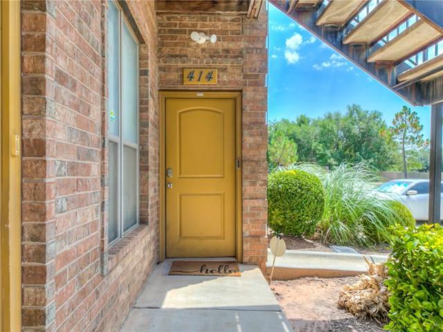 1812 Alameda Street #414, Norman, OK 73071 (MLS #878776) :: Homestead & Co