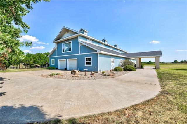 14750 NW 36th Street, Yukon, OK 73099 (MLS #878804) :: Keri Gray Homes
