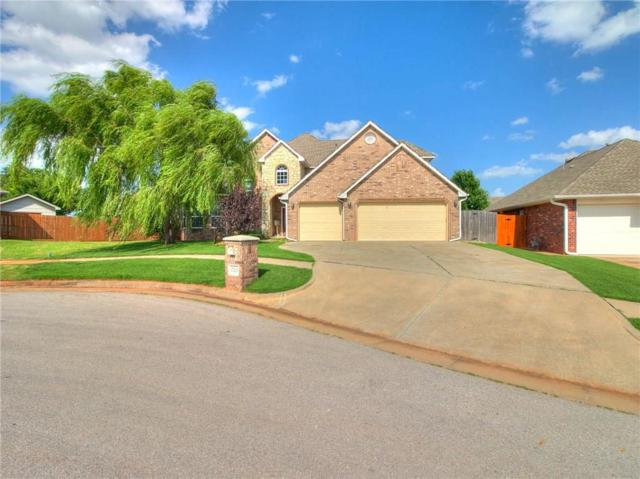 17120 Kemble Lane, Edmond, OK 73012 (MLS #878808) :: Homestead & Co