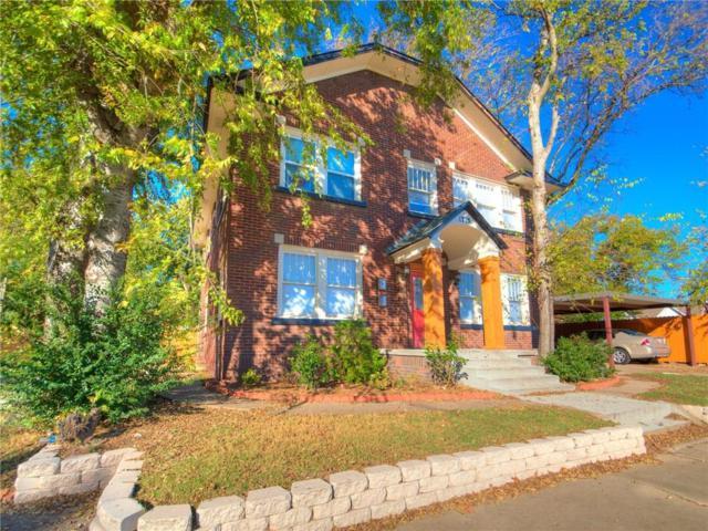 1715 N Douglas Avenue, Oklahoma City, OK 73106 (MLS #878822) :: Homestead & Co