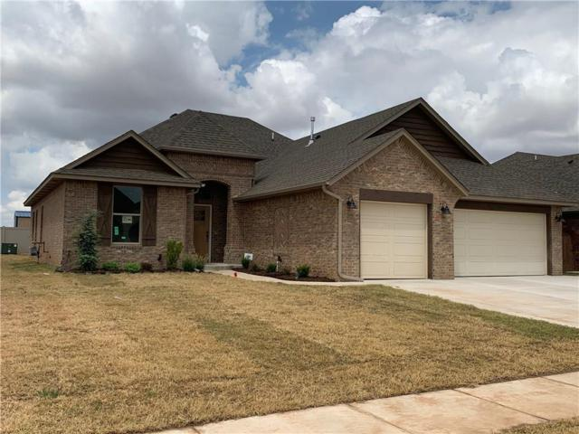 1231 NE Auburn Circle, Piedmont, OK 73078 (MLS #878853) :: Keri Gray Homes