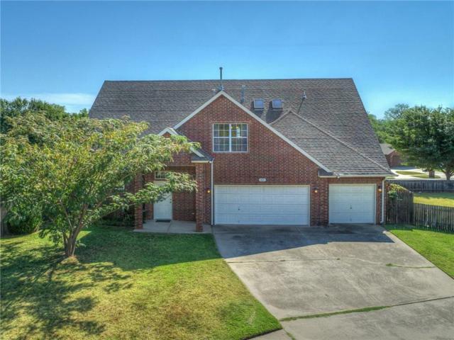 1621 Woodcreek Court, Norman, OK 73071 (MLS #878860) :: Homestead & Co