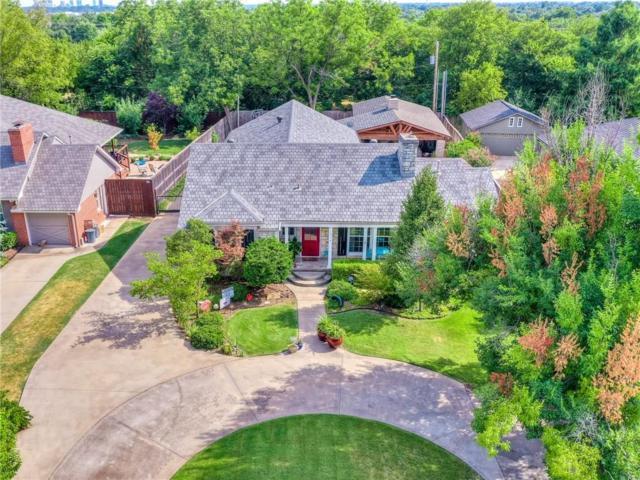 1714 Windsor Place, Nichols Hills, OK 73116 (MLS #878926) :: Homestead & Co