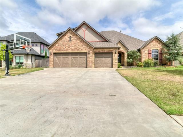 13108 Rock Canyon Road, Oklahoma City, OK 73142 (MLS #878965) :: Homestead & Co
