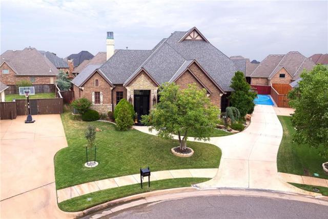 17104 Hawks Ridge Lane, Edmond, OK 73012 (MLS #879024) :: Homestead & Co