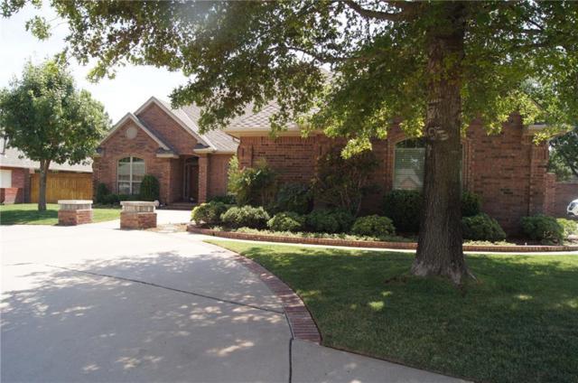 8008 NW 131st Circle, Oklahoma City, OK 73142 (MLS #879067) :: Homestead & Co