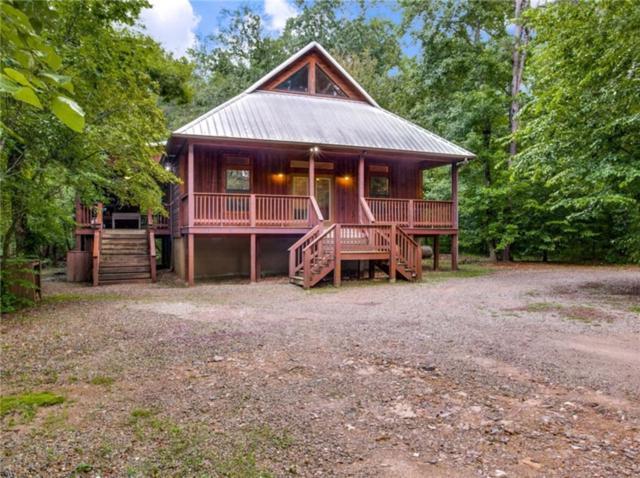 243 Deer Creek Trail, Broken Bow, OK 74728 (MLS #879074) :: Homestead & Co