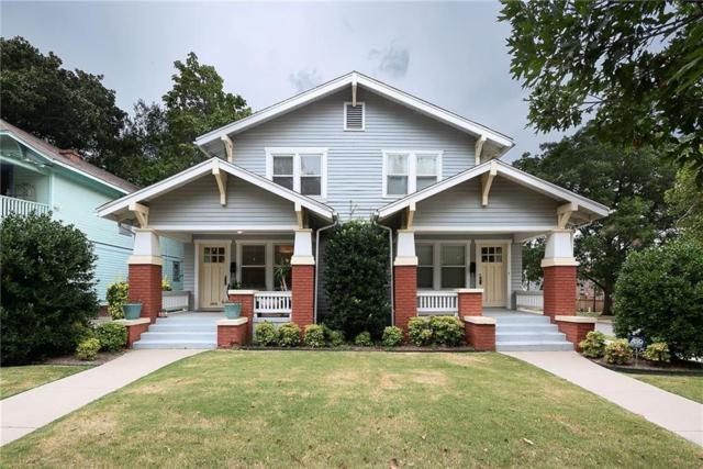 703 NW 20th Street, Oklahoma City, OK 73103 (MLS #879144) :: Homestead & Co