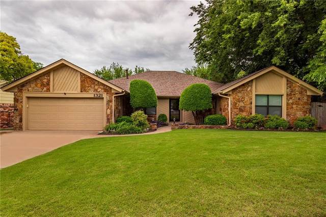 1321 Cedar View, Edmond, OK 73013 (MLS #879203) :: Homestead & Co