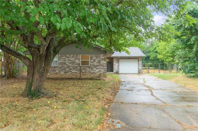 1300 Tenkiller Lane, Norman, OK 73071 (MLS #879259) :: Homestead & Co