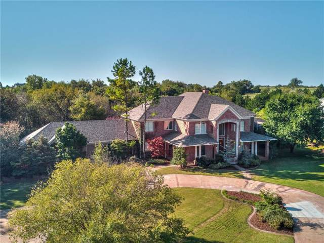 4150 W Waterloo Road, Edmond, OK 73025 (MLS #879260) :: Homestead & Co