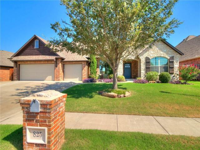 825 Northern Dancer Drive, Edmond, OK 73025 (MLS #879276) :: Homestead & Co