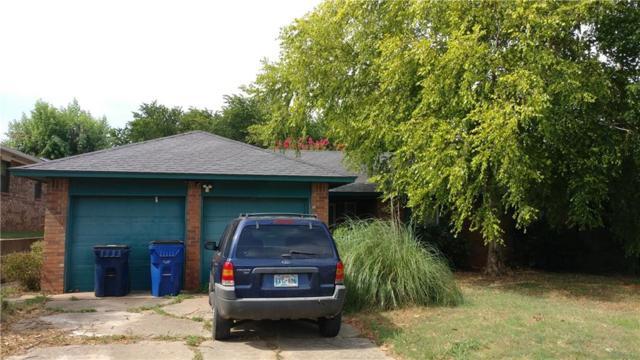 813 Jay Drive, Noble, OK 73068 (MLS #879297) :: Erhardt Group at Keller Williams Mulinix OKC