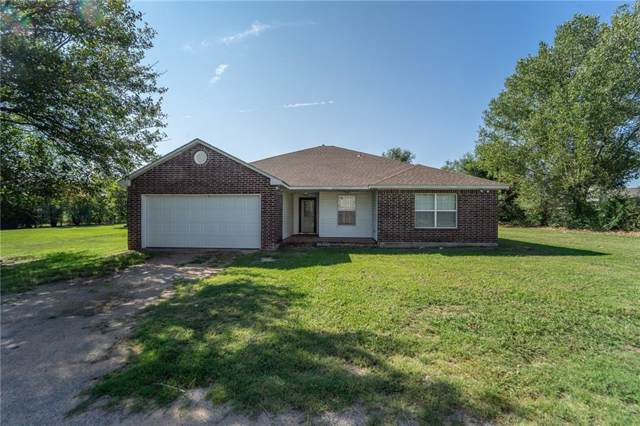 10716 Bellview Drive, Midwest City, OK 73130 (MLS #879460) :: Homestead & Co