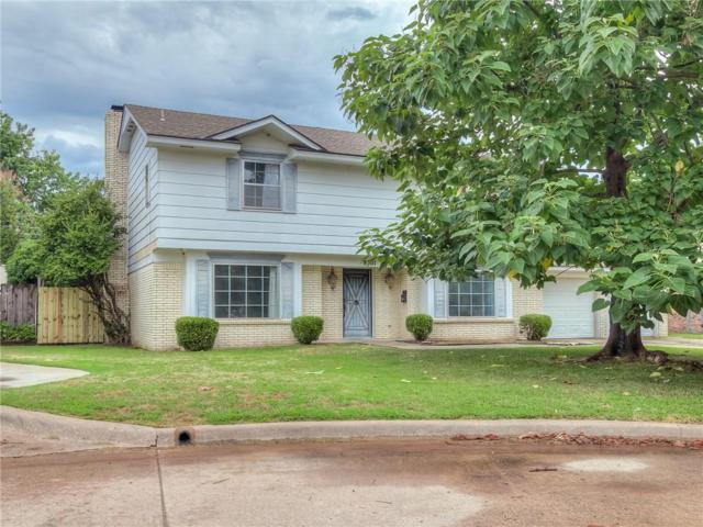 8301 NW 27th Street, Bethany, OK 73008 (MLS #879467) :: Homestead & Co