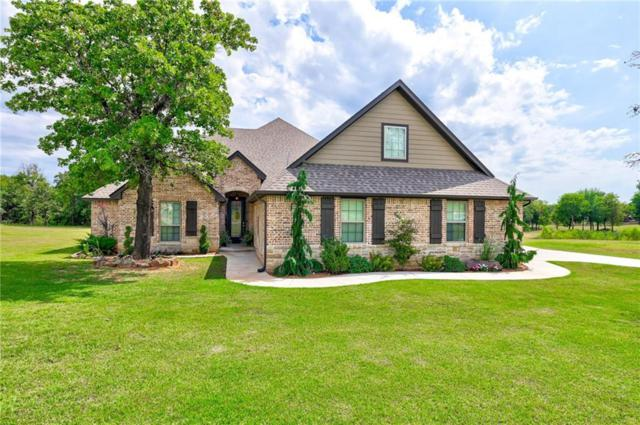 300 Turtle Dove Court, Blanchard, OK 73010 (MLS #879506) :: KING Real Estate Group