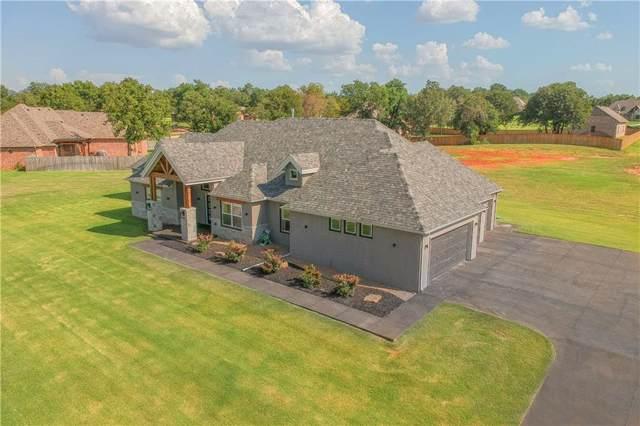 17008 Reedser Way, Choctaw, OK 73020 (MLS #879839) :: Homestead & Co