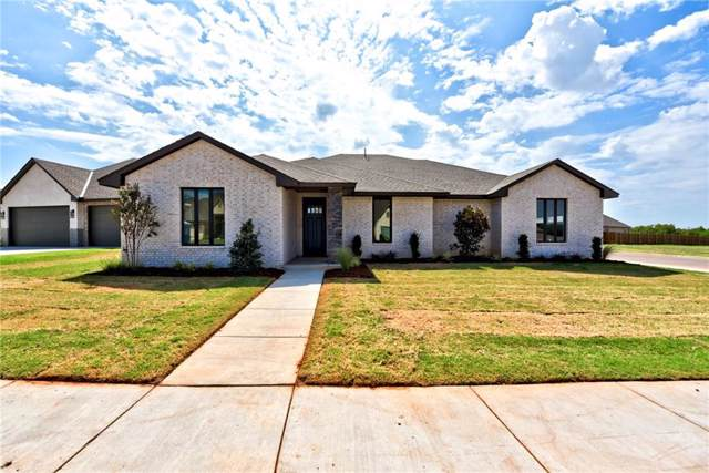4312 NW 152nd Place, Edmond, OK 73013 (MLS #881301) :: Homestead & Co