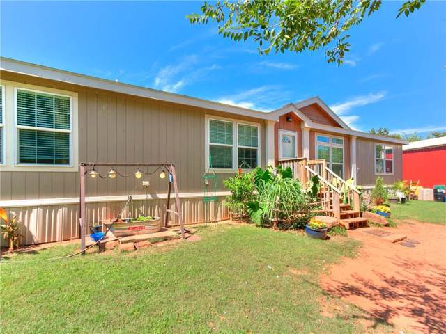 21425 NE 122nd Street, Luther, OK 73054 (MLS #881752) :: Erhardt Group at Keller Williams Mulinix OKC