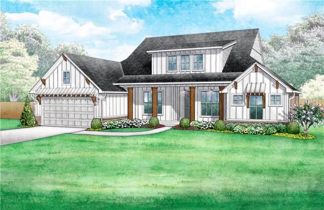 18705 Neri Drive, Edmond, OK 73012 (MLS #881996) :: Homestead & Co