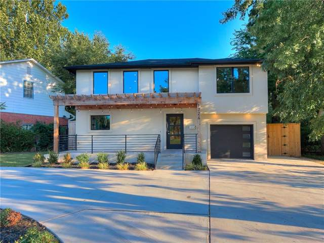 1724 NW 36th Street, Oklahoma City, OK 73118 (MLS #882532) :: Homestead & Co