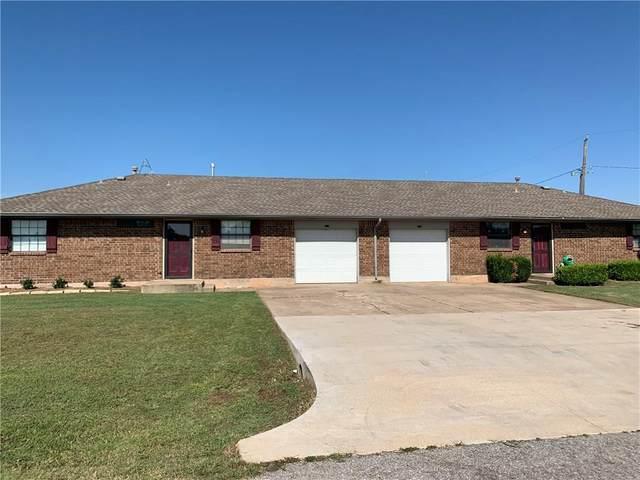 27 Adams Avenue, Piedmont, OK 73078 (MLS #882563) :: Homestead & Co
