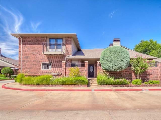 6206 Waterford Boulevard #60, Oklahoma City, OK 73118 (MLS #882704) :: Homestead & Co